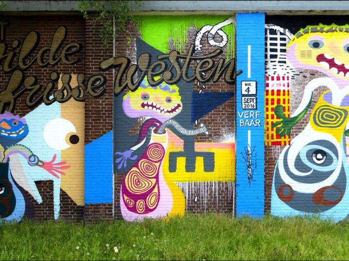 wall-art Nijmegen